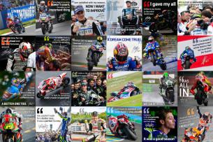 Happy New Year, MotoGP-news