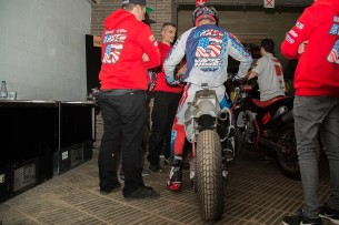 Superprestigio Dirt Track 2016 (S. English)