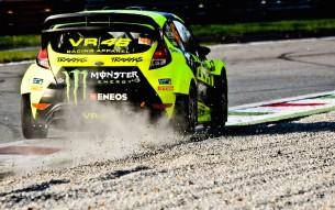 Валентино Росси на Monza Rally Show 2016