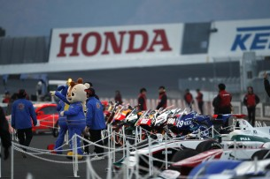 Honda Racing Thanks Day 2016