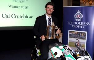 Кэл Крачлоу получил престижную награду Torrens Trophy 2016