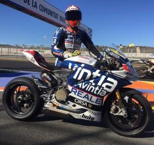 Эктор Барбера, Ducati Panigale