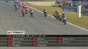 Гонка MotoGP Гран-При Чехии 2004