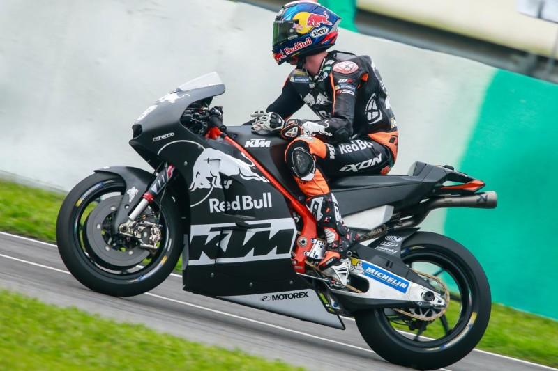 Брэдли Смит MotoGP {$YEAR}