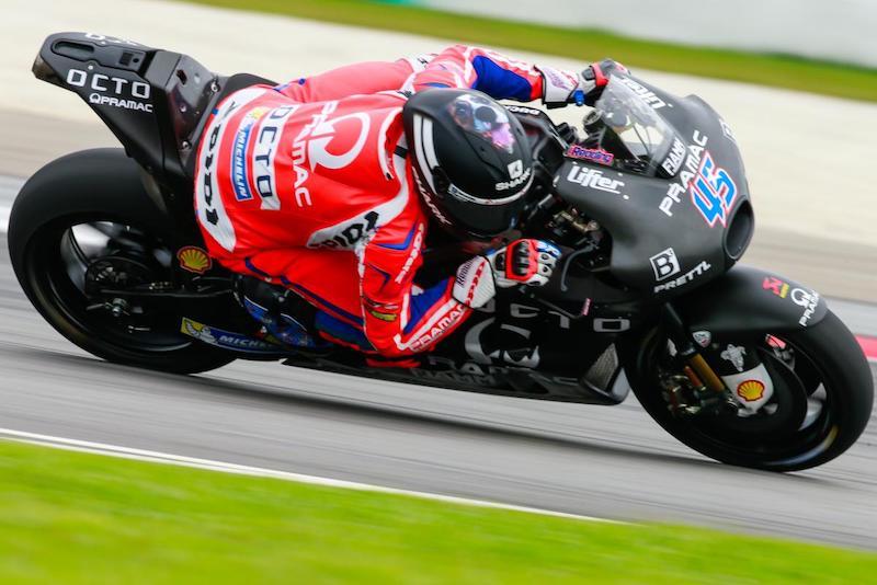 Скотт Реддинг MotoGP {$YEAR}