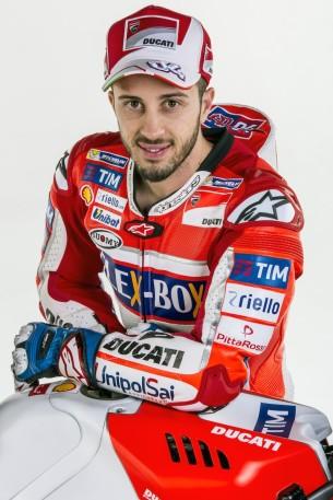 Андреа Довициозо, Ducati Desmosedici GP 2017