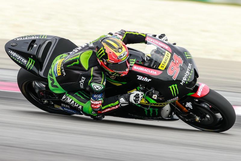 Йонас Фолгер MotoGP {$YEAR}