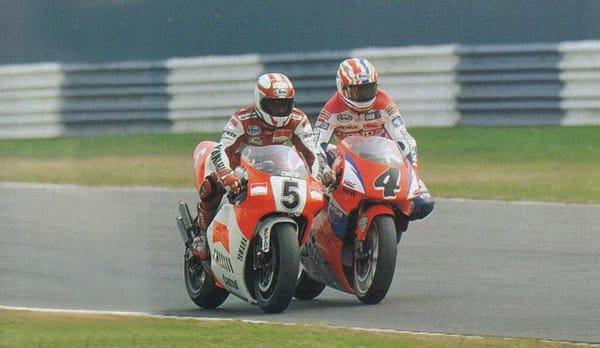 Гонка MotoGP Гран-При Великобритании 1994