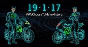 Презентация Movistar Yamaha MotoGP