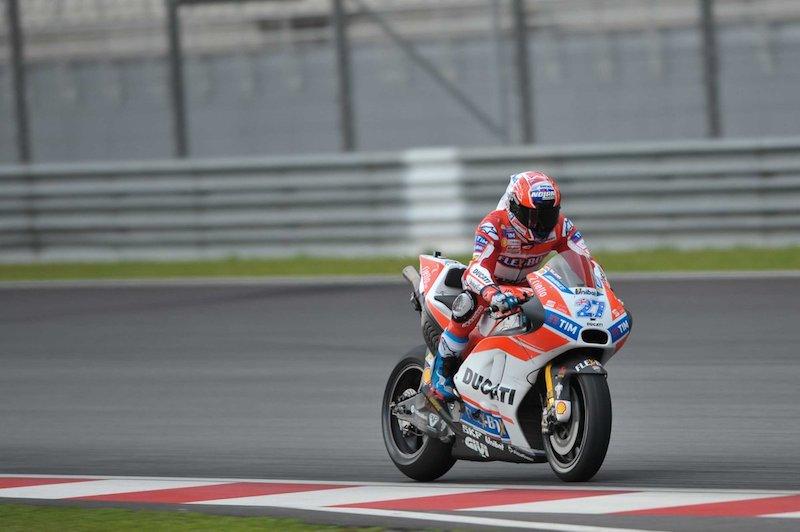 Кейси Стоунер, Ducati 2017, тесты