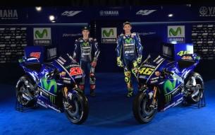 Росси и Виньялес, Yamaha YZR-M1 2017