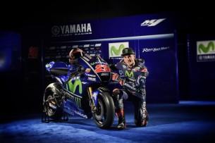 Маверик Виньялес, Yamaha YZR-M1 2017