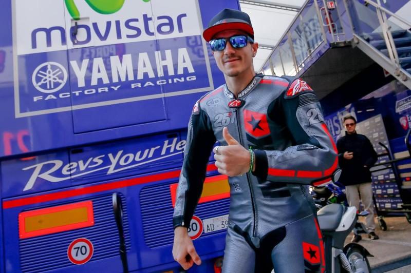 Виньялес в Yamaha