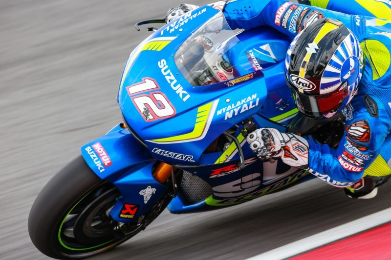 Алекс Ринс MotoGP {$YEAR}