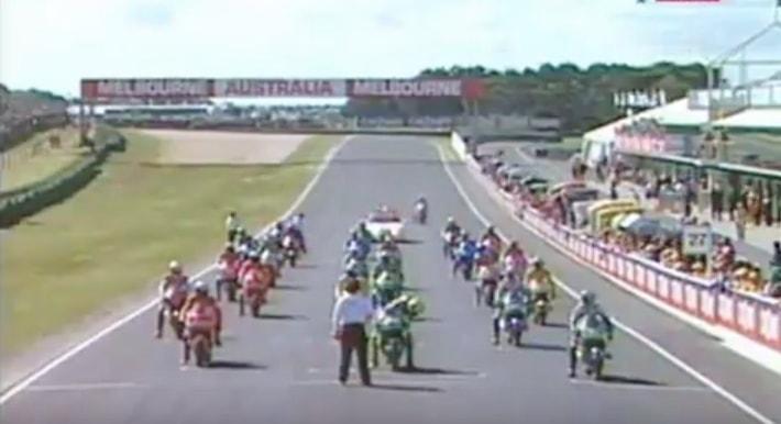 #КлассикаMotoGP: Гран-При Австралии 2004