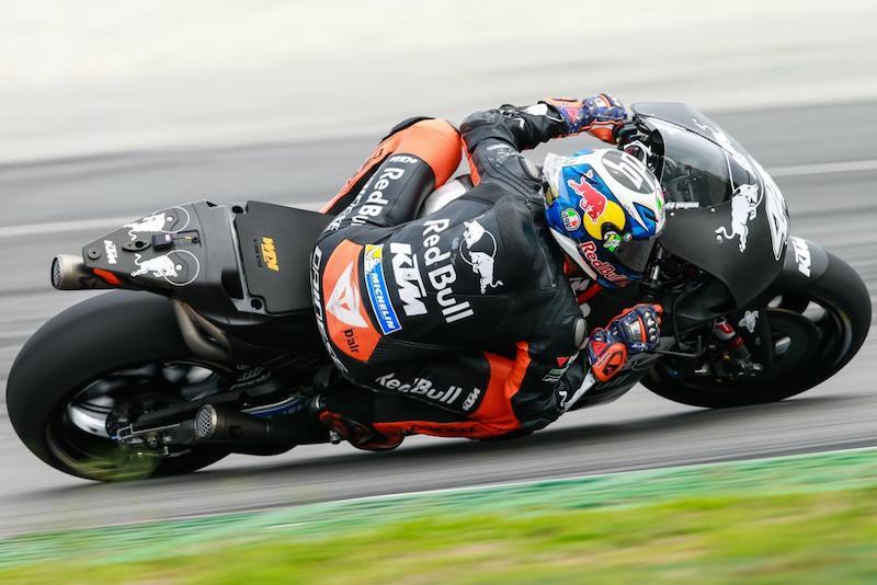 Пол Эспаргаро MotoGP {$YEAR}