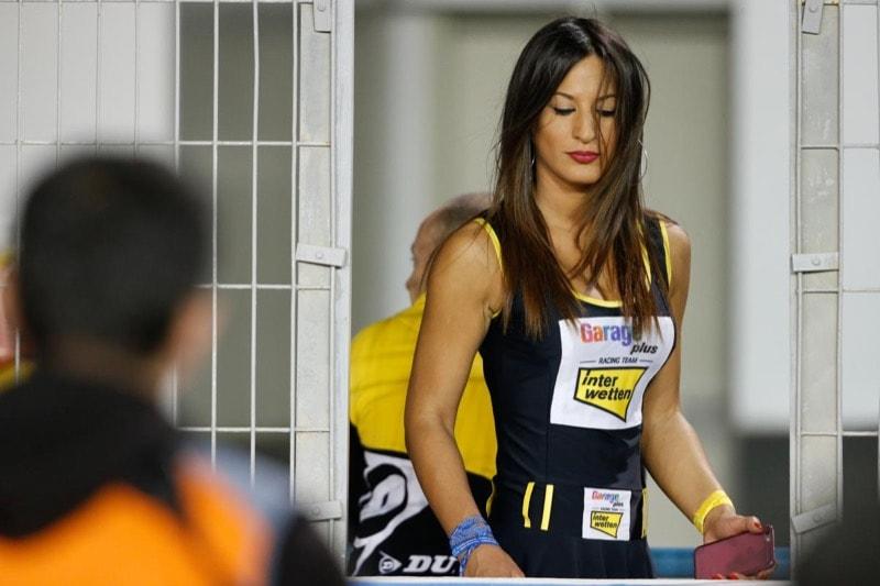 Девушки паддока, Гран-При Катара