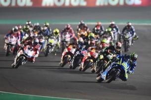 Гонка MotoGP Гран-При Катара, Лосайл | 2017 01 GP Qatar 00324