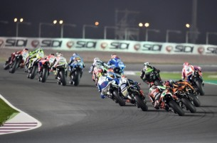 Гонка MotoGP Гран-При Катара, Лосайл | 2017 01 GP Qatar 00325
