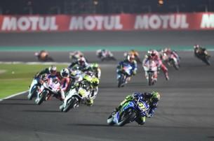 Гонка MotoGP Гран-При Катара, Лосайл | 2017 01 GP Qatar 00328