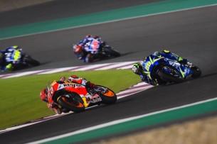 Гонка MotoGP Гран-При Катара, Лосайл | 2017 01 GP Qatar 00338