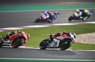 Гонка MotoGP Гран-При Катара, Лосайл | 2017 01 GP Qatar 00343