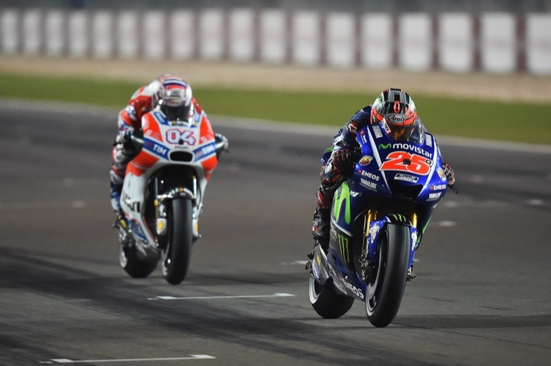 Виньялес, Довициозо 2017 01 GP Qatar 00362