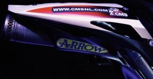 Новая ливрея LCR Honda