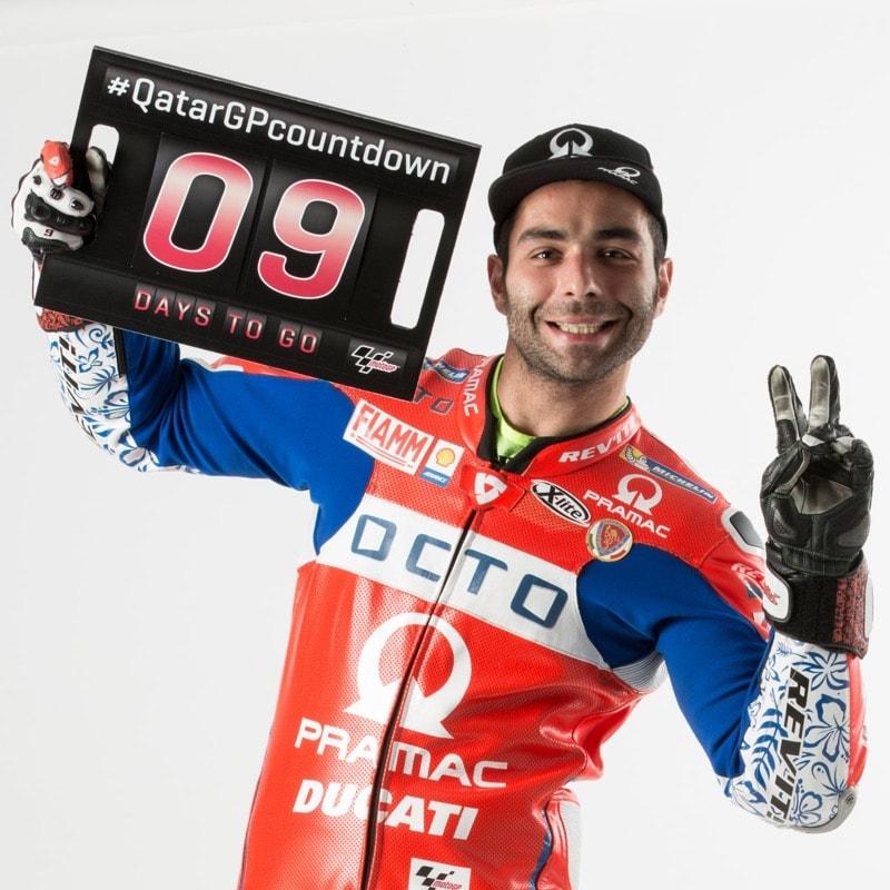 Данило Петруччи, до Гран-При Катара осталось 10 дней