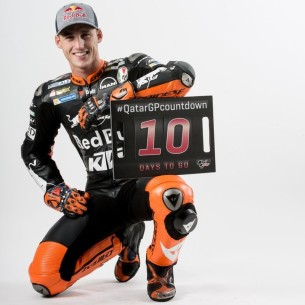 Пол Эспаргаро, до Гран-При Катара осталось 10 дней