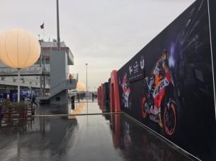 Катар, дождь