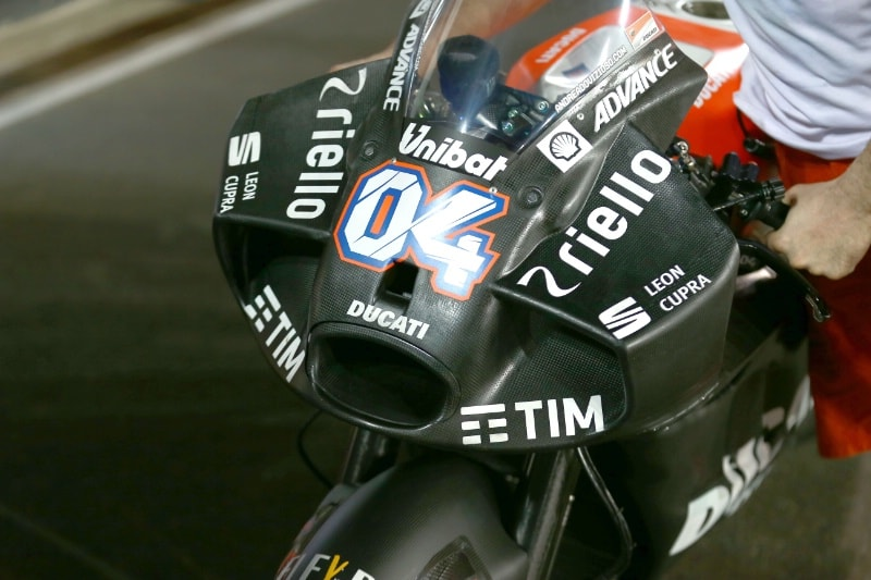 Передний обтекатель Ducati