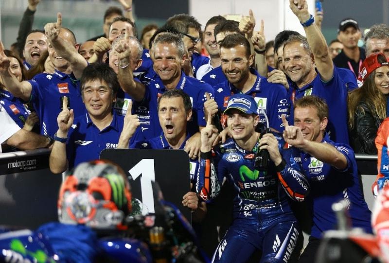 Виньялес, победа, Гран-При Катара 2017