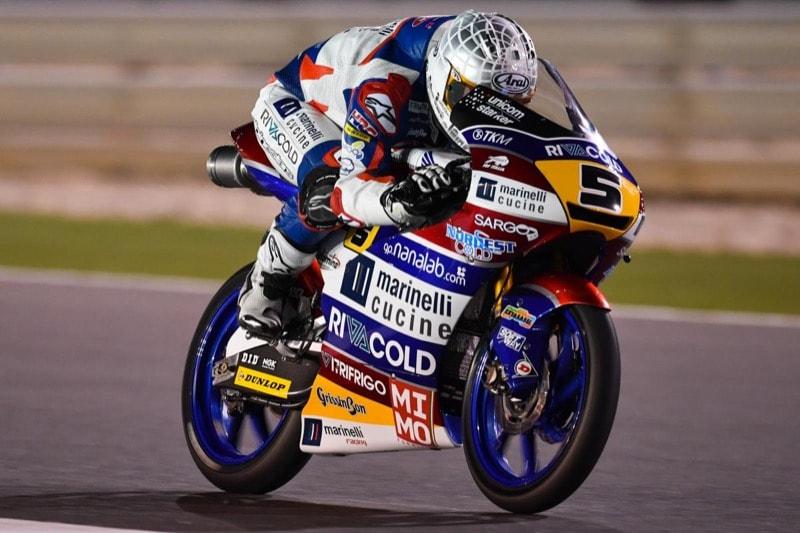 Романо Фенати MotoGP {$YEAR}