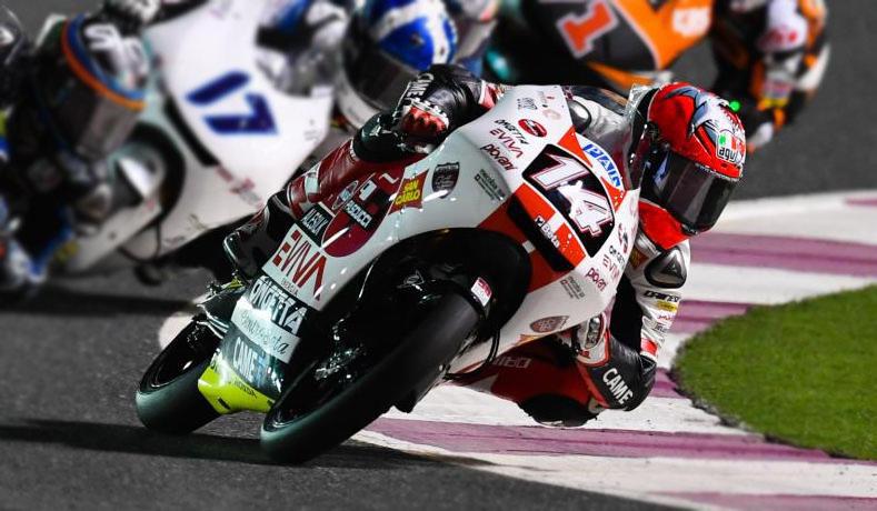 Тони Арболино MotoGP {$YEAR}