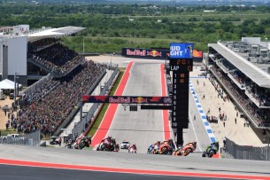 старт, Остин, Техас, Гран-При Америк 2017 03 GP Americas 00267