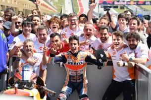 Маркес 2017 03 GP Americas 00335