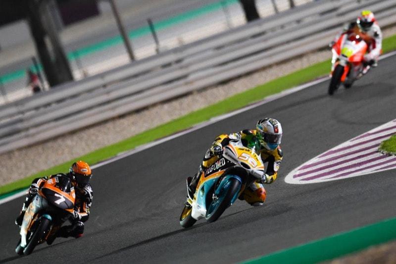 Адам Норродин MotoGP {$YEAR}