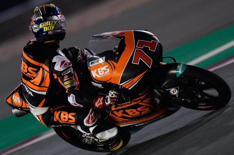 Аюму Сасаки MotoGP {$YEAR}