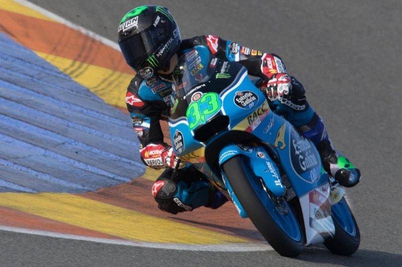 Эния Бастианини MotoGP {$YEAR}