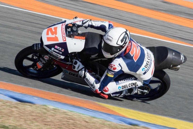 Фабио ди Джанантонио MotoGP {$YEAR}