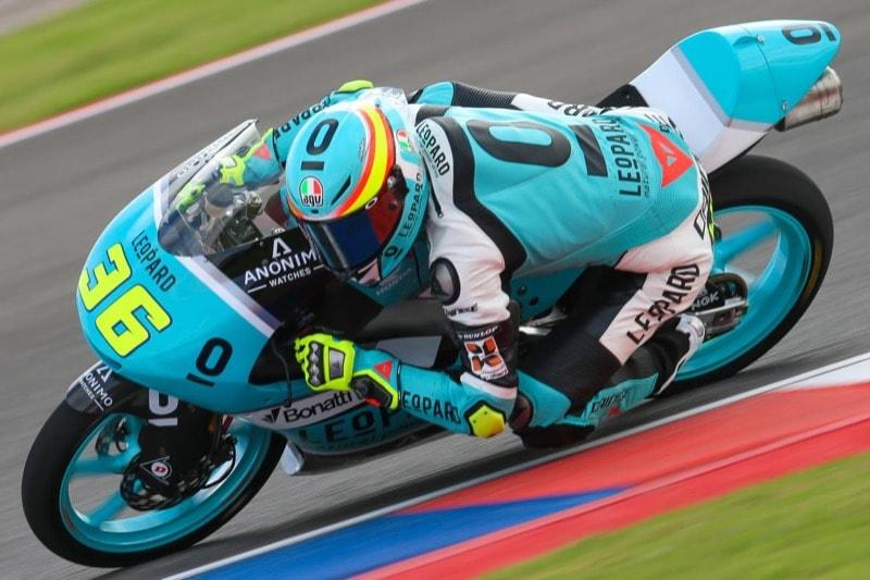 Хоан Мир MotoGP {$YEAR}