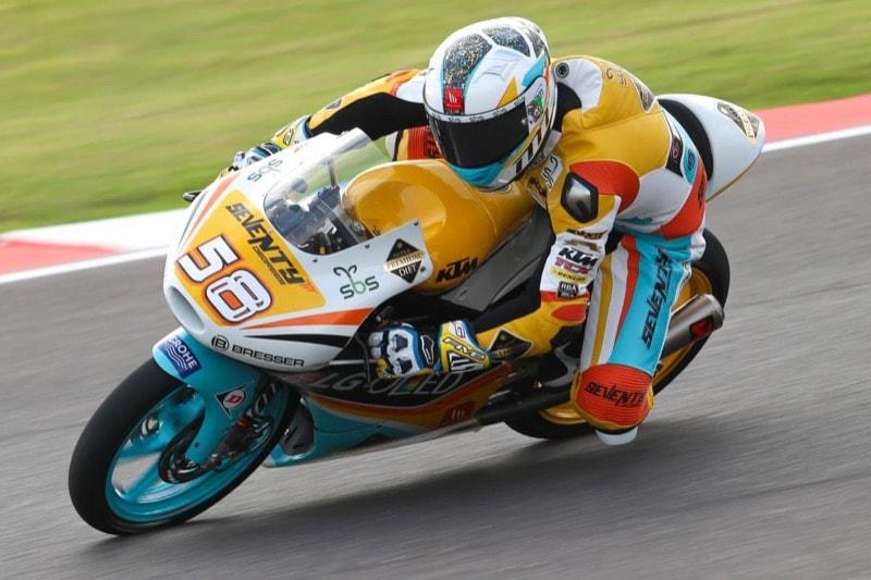 Хуанфран Гевара MotoGP {$YEAR}