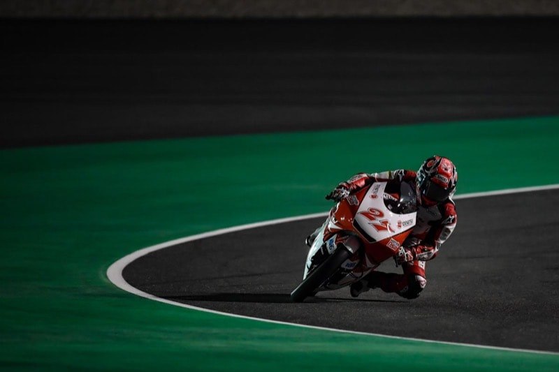 Каито Тоба MotoGP {$YEAR}