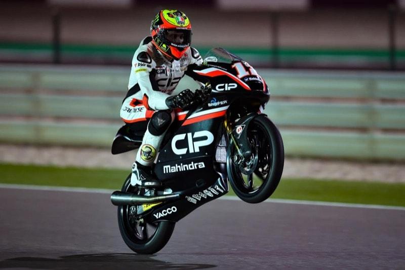 Марко Беццекки MotoGP {$YEAR}
