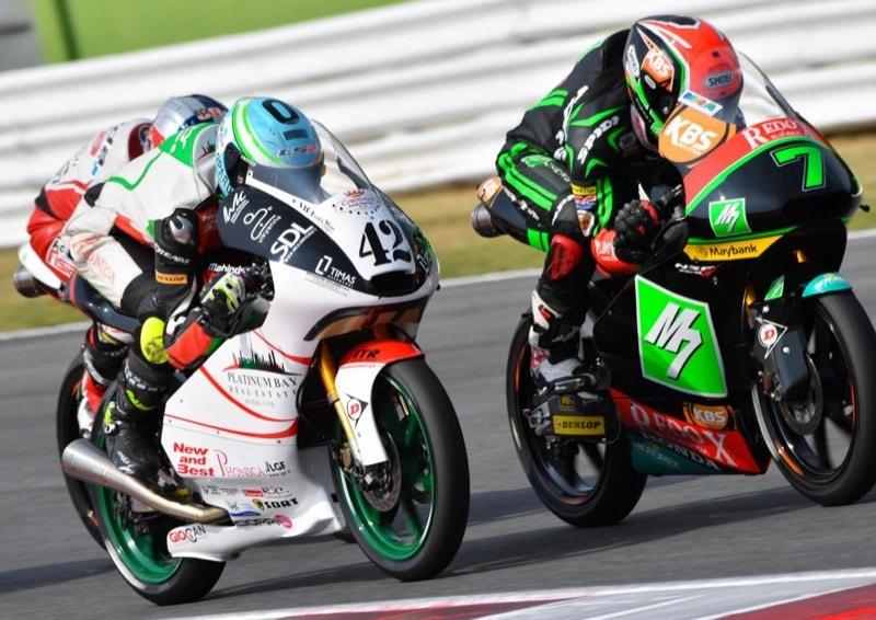 Марко Рамирес MotoGP {$YEAR}
