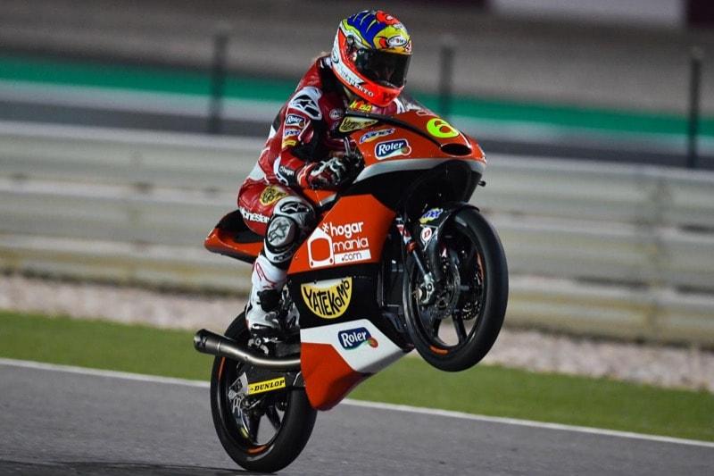 Мария Эррера MotoGP {$YEAR}