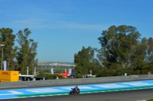 Маверик Виньялес, Гонка MotoGP Гран-При Испании 2017, Херес