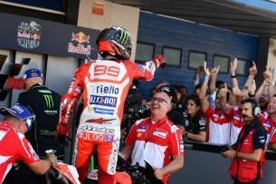 Лоренсо 2017 04 GP Spain 00504