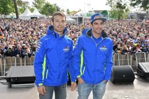 Гвинтоли и Ианноне | MotoGP Гран-При Франции 2017 | 2017 05 GP France 00409